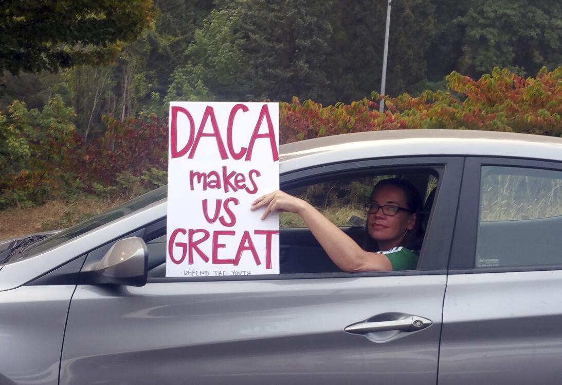 Protesta Daca Oregon