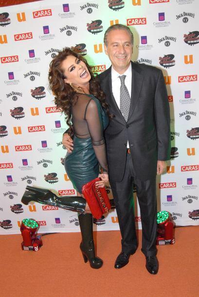 Actualmente disfruta de su matrimonio con Juan Collado. La actriz no des...