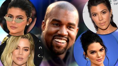 Kanye West confiesa pensamientos impuros hacia sus cuñadas