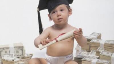 Ahorrar para la educación superior de tus hijos es una tarea que puedes...