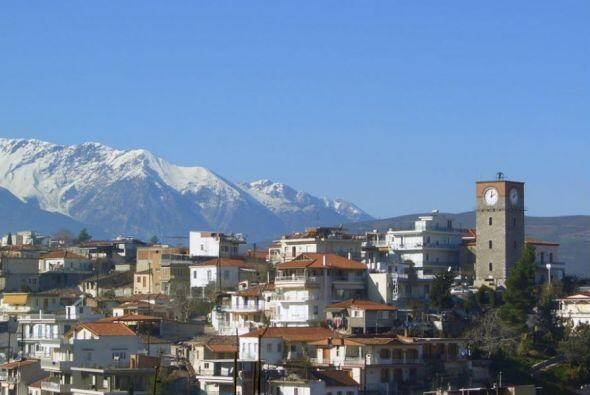 La ciudad de Levadia, también llamada Lebadea o Livadiá (en griego Λιβαδ...