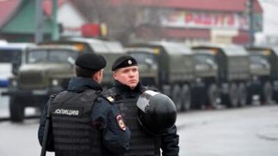A cuatro semanas de que empiecen los Juegos Olímpicos de Invierno en Soc...