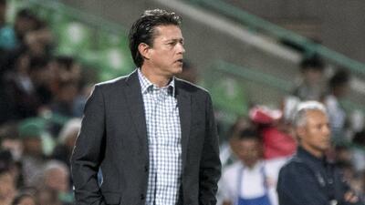 Salvador Reyes reveló su mayor preocupación con Santos Laguna