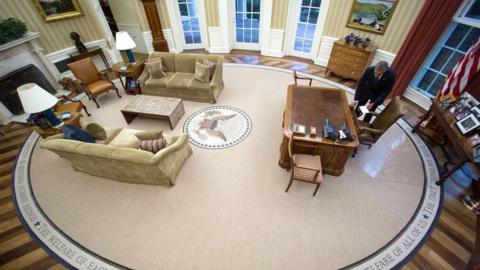 El fotógrafo de la presidencia de Obama Pete Souza ha publicado e...
