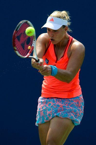 La rusa Anastasia Pavlyuchenkova es la sorpresa de los cuartos de final,...