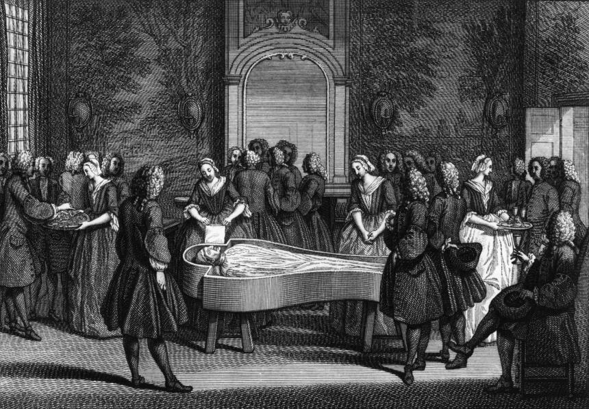 funerales antiguos