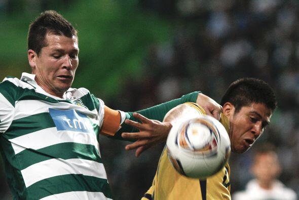 En el otro partido de la jornada, el Sporting de Lisboa llega con ventaj...