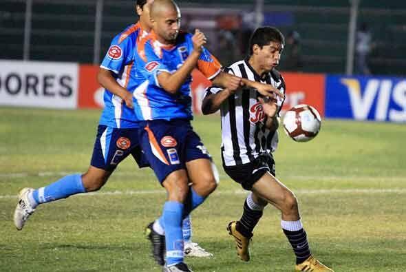 El encuentro por el Grupo 4 de la Libertadores no fue fácil para el conj...