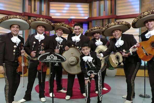 Sebastian de la Cruz dijo que para él ser un charro significa tener much...