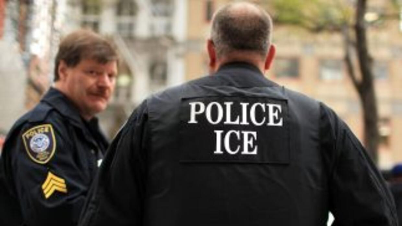 La redada de ICE se llevó a cabo en 10 estados durante 72 horas y se det...