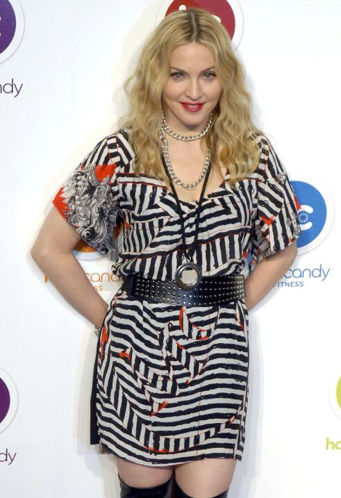 Durante el evento Billboard Women in Music este año, Madonna se abrió pa...