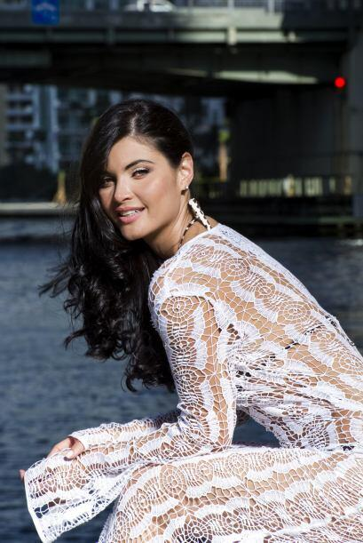 También ha participado en  videoclips de los cantantes mexicanos Luis Mi...