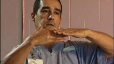 Flavio Santisteban está cumpliendo una sentencia larga en la cárcel por...