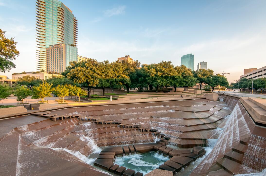 Estas son las diez ciudades de más crecimiento en Estados Unidos 7ForthW...