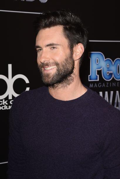 Adam Levine siempre ha optado por un look más desenfado y ese también se...