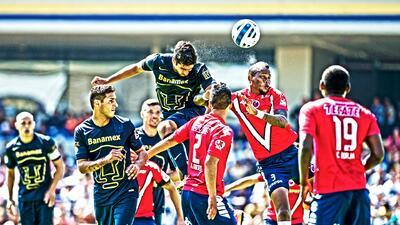 Pumas 0 Veracruz 0: Empate ante Veracruz complicó situación de Pumas