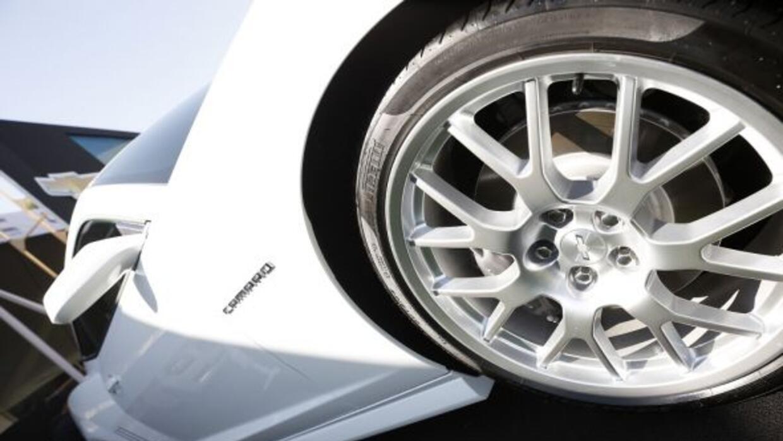 Sólo habrán 50 unidades del Camaro Spring Time 2014.
