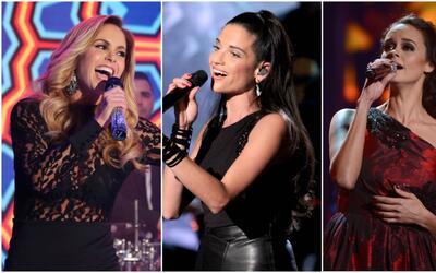 Lucero, Natalia Jiménez y Shaila Dúrcal estarán pre...