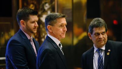 En fotos: Los visitantes de la Torre Trump que podrían hacer parte de su gabinete