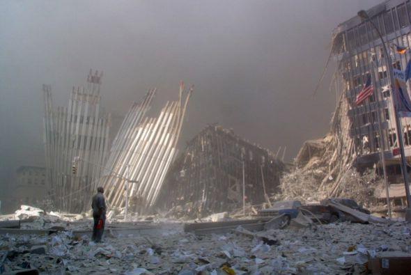 El 11 de septiembre del 2001 Estados Unidos sufrió el peor ataque terror...