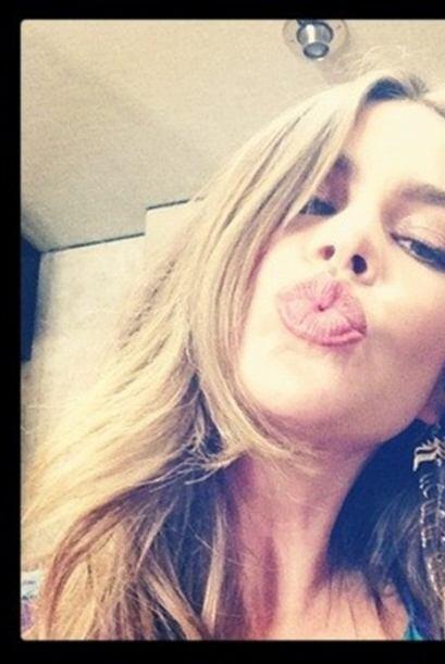 Esta boquita tan sensual es de Sofía Vergara, quien ha regalado a sus fa...