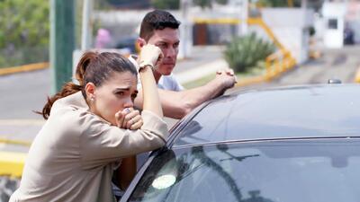 Yolanda está decidida a ayudar a John para que salga de la cárcel