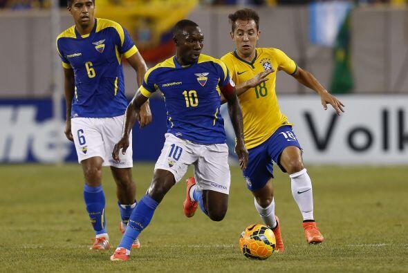 Por su parte, la Tricolor ecuatoriana en septiembre jugó dos amistosos d...