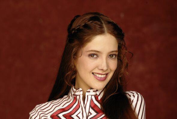 Aunque es una de las actrices favoritas de las telenovelas ella ha perma...