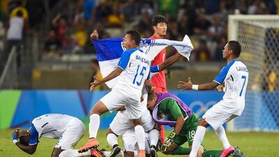 Honduras hace historia al meterse a semifinales tras vencer a Corea del Sur
