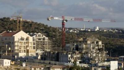 Israel no cede a la construcci'on de asentamientos en Cisjordania, una z...