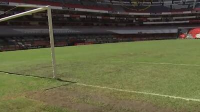 América y Cruz Azul se plantean dejar el Azteca por mal estado del césped, ¿dónde jugarían?
