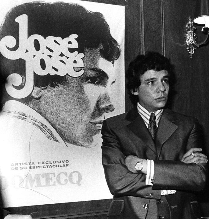 José José en el año