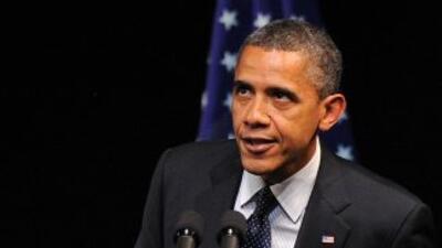 Será probablemente el último viaje internacional de Obama antes de las e...