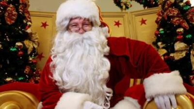 Santa Claus en Miami
