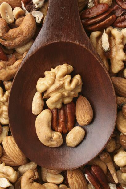 Las nueces son únicas. Es un alimento que contiene una cantidad signific...