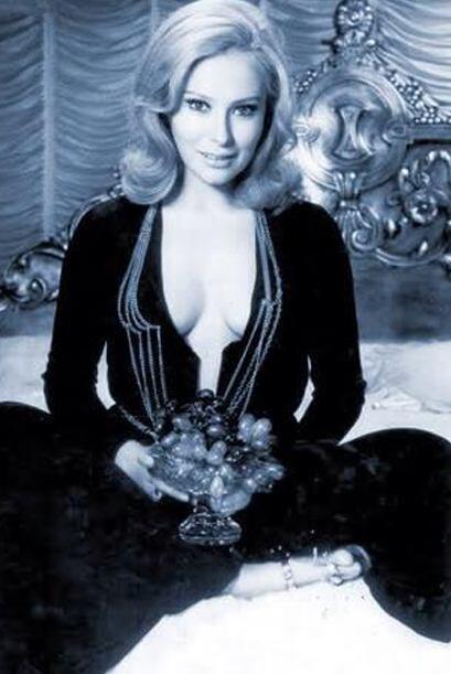 "Fue la primera que encarnó a ""Rubí"" (1968) en las telenovelas."