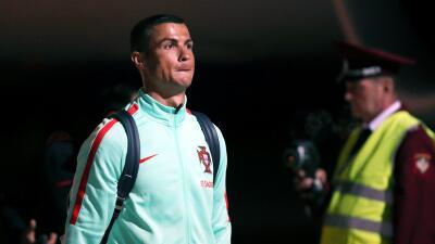 Cristiano Ronaldo quiere abandonar el Real Madrid en julio, según diario portugués