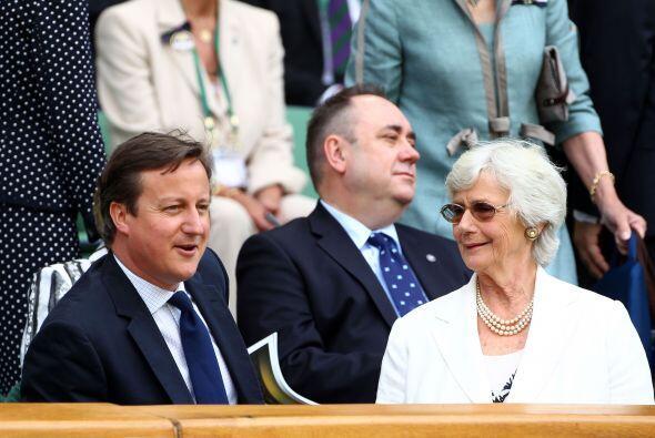 Así como el primer ministro inglés, David Cameron.