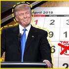 Trump recibió extensión para tramitar sus impuestos