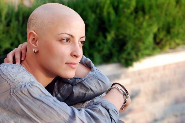 Mujeres con cáncer de mama que obtienen un resultado positivo par...