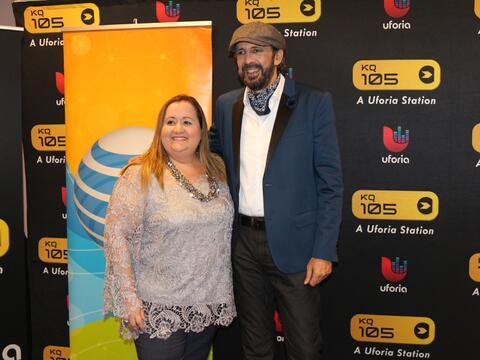 KQ105 decidió premiar a los fans de AT&T Puerto Rico. &iquest...