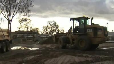 'Los Ángeles en un Minuto': Disminuyen los riesgos de deslaves e inundaciones en algunas áreas de Corona