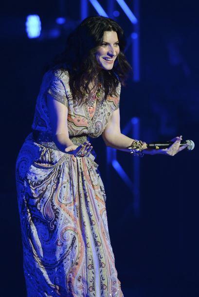 Es la primera vez que las cantantes comparten el escenario.