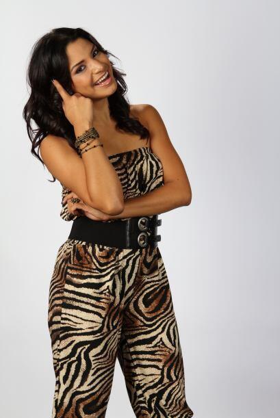 Shakira Barrera es nicaragüense y audicionó en Nueva York. Al ser elegid...