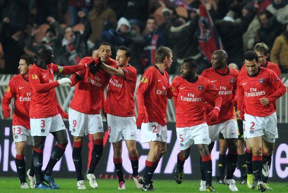 Liga Europa fecha 5 jueves