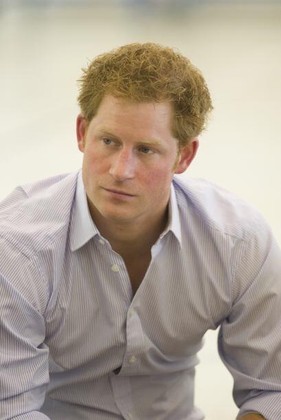 Esta será la última actividad que realizará el príncipe Harry en Brasil...