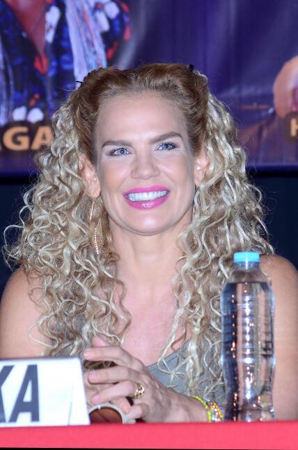 La cubana Niurka Marcos estalló por un chiste con el presentador Raúl de...