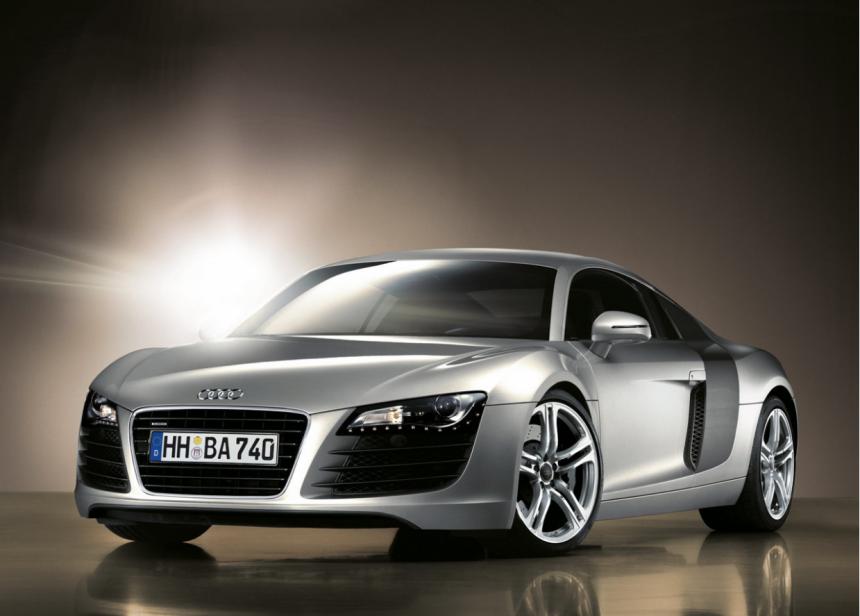 El Audi R8 2010 tiene todas las cualidades a las que cualquier fanático...