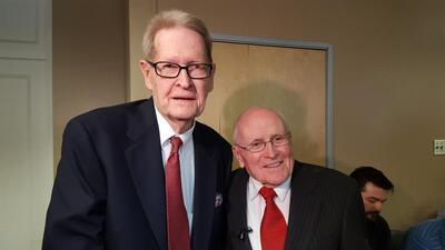 Jack y George finalmente se casaron tras medio siglo de relación
