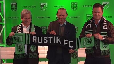 MLS llega a 27 equipos gracias a la creación histórica de una franquicia en la ciudad de Austin